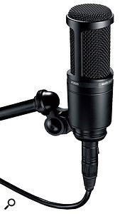 Audio Technica AT2020.
