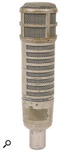 Electrovoice RE20 dynamic mic.