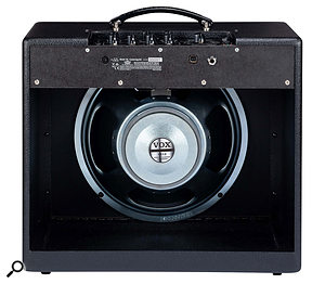 The Cambridge 50 is fitted with a 12-inch Celestion VX12 speaker.