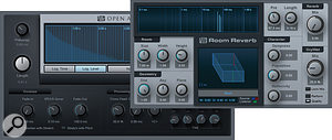 PreSonus Studio One Pro, like most other DAW software, includes both algorithmic and convolution reverbs.