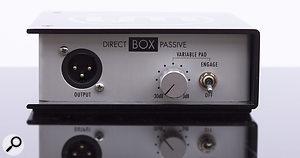 Warm Audio WA-DI-A & WA-DI-P