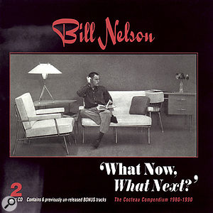 Bill Nelson: What Now? What Next? CD cover.