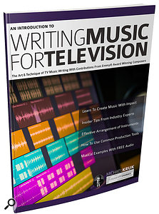 Book Review:  An Introduction To Writing Music For Television