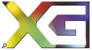 Creative Synthesis With Yamaha XG - XG logo.