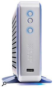 Western Digital external Firewire drive.