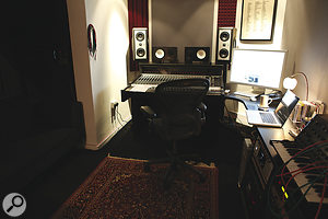 Rodaidh McDonald: Recording The xx
