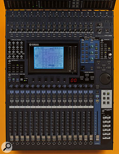 This review was carried out using the upgraded version 2 OS on the DM1000.