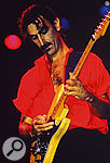 Frank Zappa would often cut together pieces from both studio and live performances.