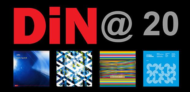 DiN record label @ 20