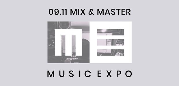 Music Expo Mix & Master