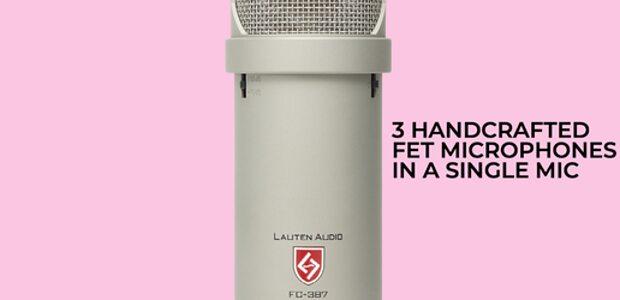 Lauten Audio October 2021 offer