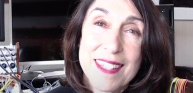 Suzanne Ciani on Skype