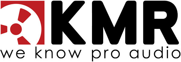 KMR Audio logo