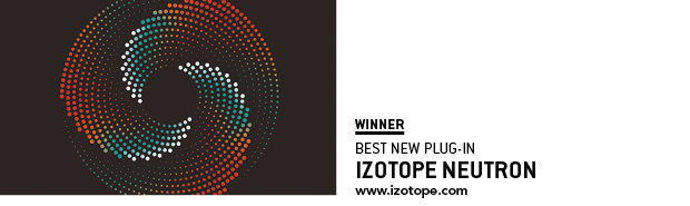 SOS Awards iZotope Neutron