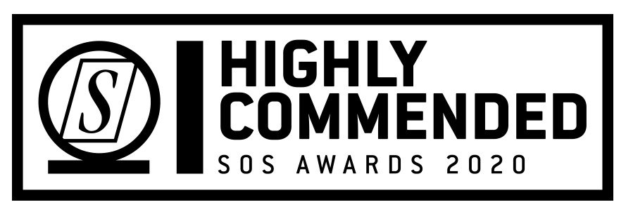 SOS Awards Highly Commended 2020 logo