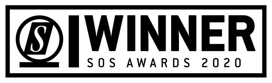 SOS Awards Winner 2020 logo