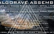 Algorave Assembly