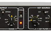 Drawmer's ever-popular DS201 dual noise gate.