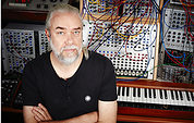 Ian Boddy with synths