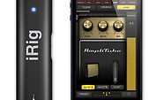 IK Multimedia iRig HD for iOS.