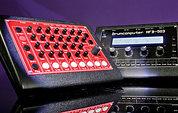 MFB 522 & 503 drum machines.