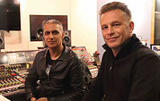 Composer Nitin Sawhney and conservationist Chris Packham