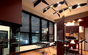 Jungle City studio, New York.