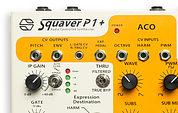 Sonicsmith Squaver P1+ synthesizer module.
