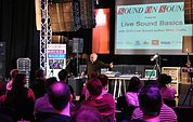 Live Sound Basics at Sound Technology's Pro Audio demo facility
