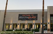 Synthplex 2019: held at the Burbank Marriott Hotel.