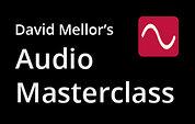 David Mellor's Audio Masterclass logo