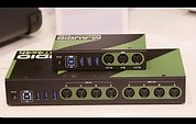 M-Audio MIDISport series, Bass Traveler, MicroDAC and SuperDAC - NAMM 2016