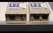 Radial LX2 & LX3 - AES 2016