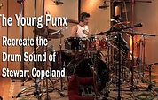 The Young Punx - recreate the drum sound of Stewart Copeland