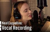 Neal Cappellino: Vocal Recording