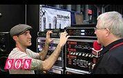 Dangerous Music Compressor - AES 2013