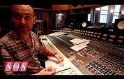 Recording Ajimal At AIR, With Guy Massey