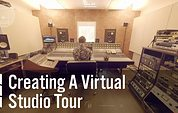 Creating A Virtual Studio Tour