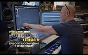 Studio Time: S2E1 - Composing for Strings (Part 1)