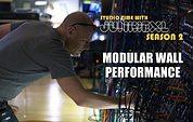 MODULAR WALL PERFORMANCE - Junkie XL (Studio Time: Season 2)