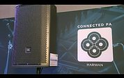 Harman Connected PA System: Prolight + Sound 2017