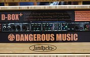 Dangerous D-Box+ - NAMM 2019